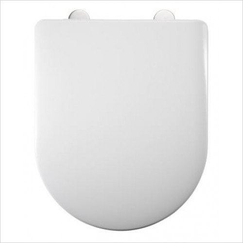 Roper Rhodes Toilet Seats - Define Soft Close Toilet Seat