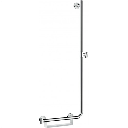 Hansgrohe Showers - Unica Comfort Wall Bar 1.10m