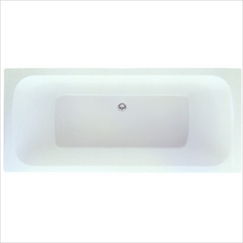 Adamsez Baths - Solar Pure Double Ended Bath 1700x750mm