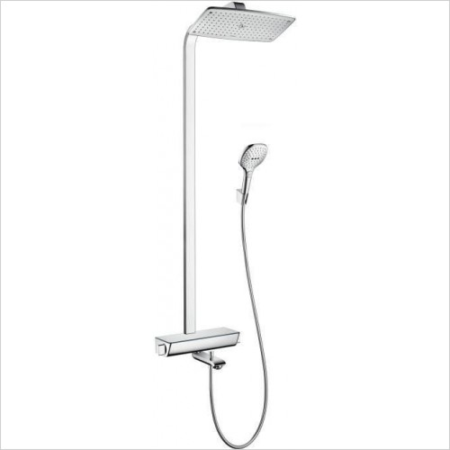 Hansgrohe Showers - Raindance Select Showerpipe Set 360mm For Bath Tub