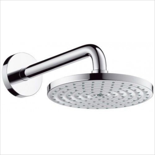 Hansgrohe Showers - Raindance AIR Overhead Shower 180mm - Short Shower Arm