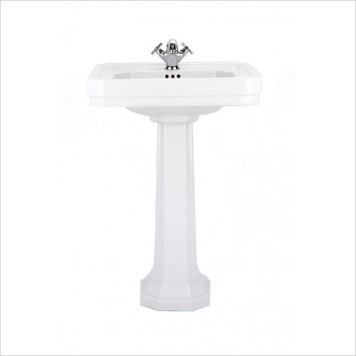 Perrin and Rowe Basins - Deco Basin 1TH