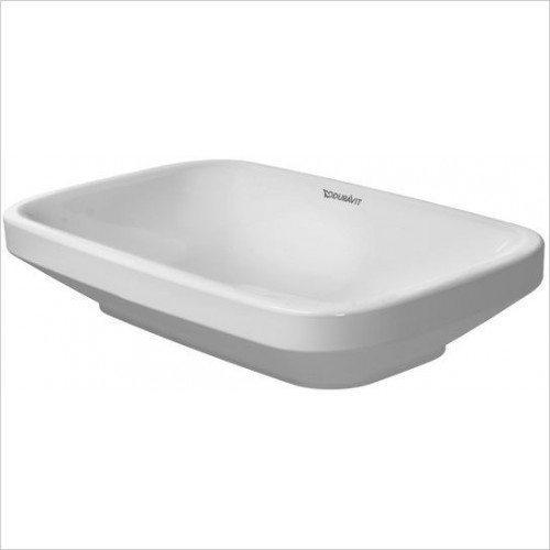 Duravit - Basins - DuraStyle Washbowl 600mm