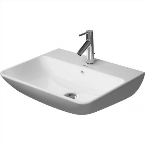 Duravit - Basins - ME By Starck Washbasin 600mm 1TH