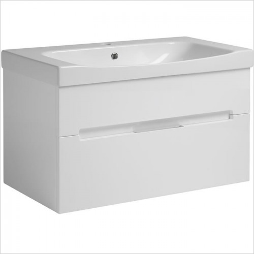 Roper Rhodes Furniture - Diverge 600mm Floor Mounted Bathroom Vanity Unit