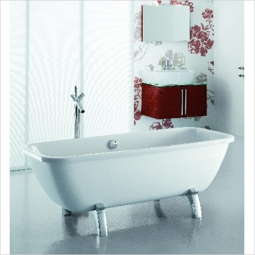 Adamsez Baths - Urbana Pure Freestanding Bath 1740x790mm