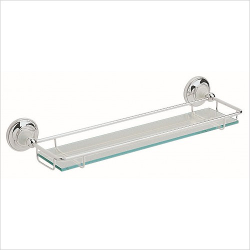 Heritage Accessories - Clifton Glass Shelf