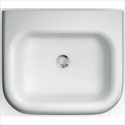 Clearwater Basins - Small Traditional Basin 550 x 470mm