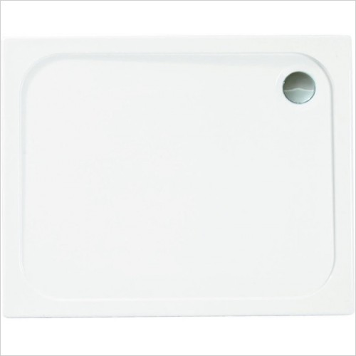 Merlyn Shower Enclosures - MStone Rectangular Shower Tray 900 x 760mm