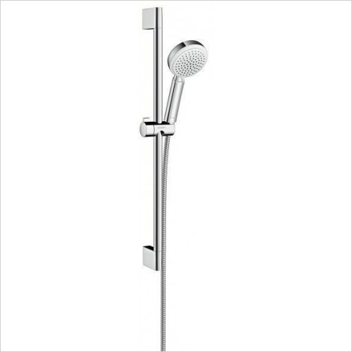 Hansgrohe Showers - Crometta 100 Vario 9l Unica Showering Head Set 65cm
