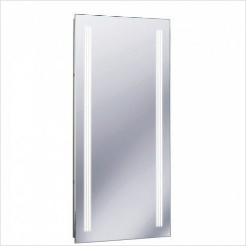 Bauhaus Accessories - Solo LED Lit Mirror 800 x 425mm