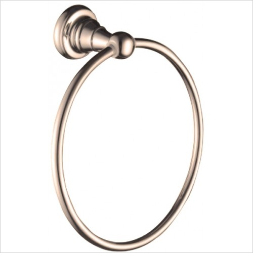 Bristan Accessories - 1901 Towel Ring