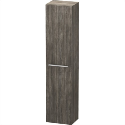 Duravit Furniture - X-Large Tall Cabinet 1320x300x238mm LH Hinge