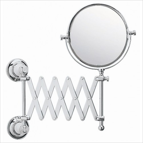 Heritage Accessories - Clifton Extendable Mirror