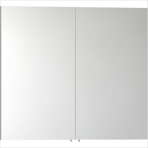 Vitra Furniture - S50 Classic Mirror Cabinet 80cm