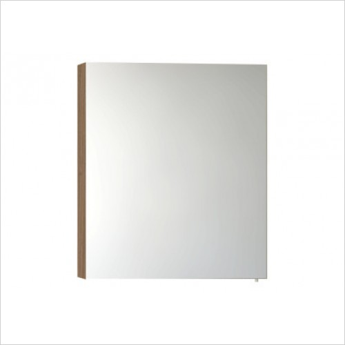 Vitra Furniture - S50 Classic Mirror Cabinet 60cm RH