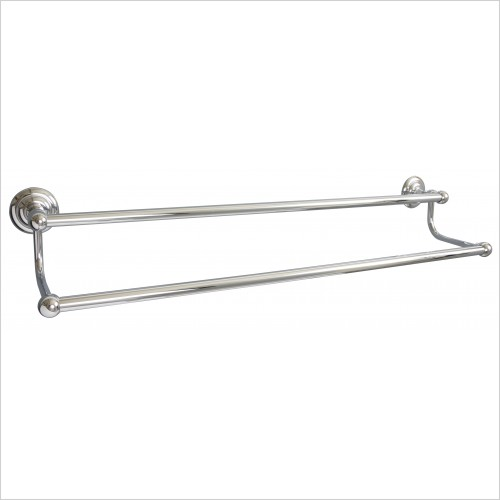 Miller Accessories - Richmond Double Towel Rail