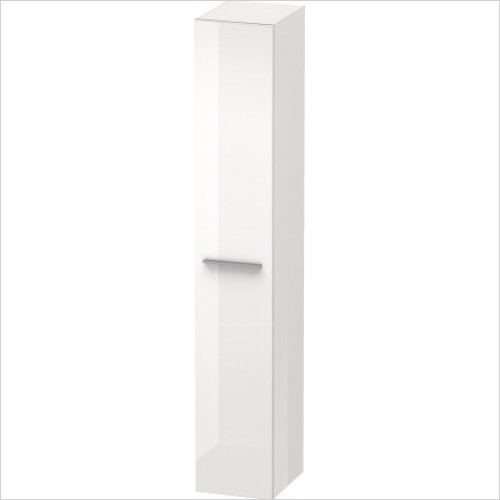 Duravit Furniture - X-Large Tall Cabinet 1760x300x358mm LH Hinge