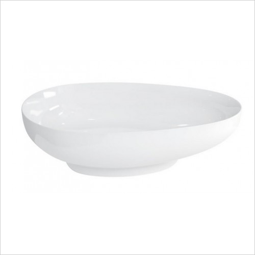 Clearwater Basins - Teardrop ClearStone Basin