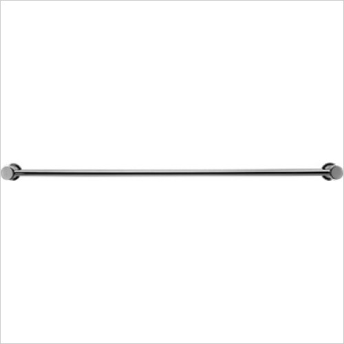 Duravit Accessories - D-Code Bath Towel Rail 600mm