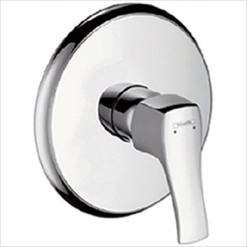 Hansgrohe Showers - Metris Classic Single Lever Bath Shower Mixer