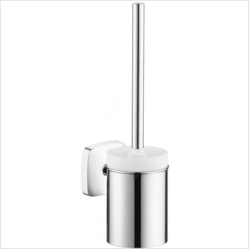 Hansgrohe - Accessories - Puravida Toilet Brush & Holder