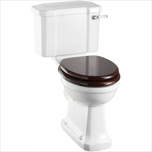 Burlington Optional Accessories - Close Coupled Cistern 44cm With Lever