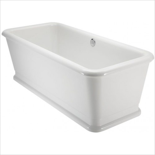 Burlington Baths - London Rectangular Bath 1800 x 850mm