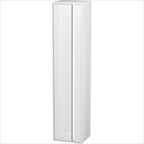 Duravit Furniture - Ketho Tall Cabinet 1800x400x360mm Left Hand Hinge
