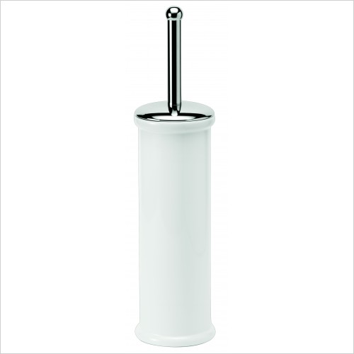 Marflow St James Accessories - Ceramic Toilet Brush Holder