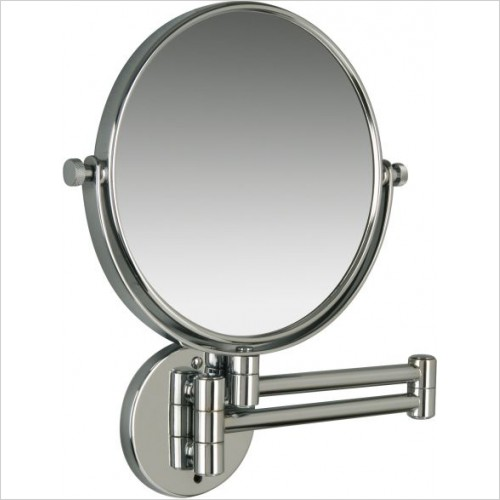 Miller Accessories - Classic Extending Round Mirror