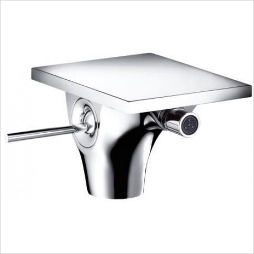 Axor Taps - Massaud Single Lever Bidet Mixer
