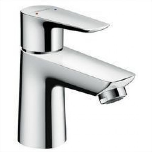Hansgrohe Taps - Talis E Single Lever Basin Mixer 80 Lowflow 3.5l/min