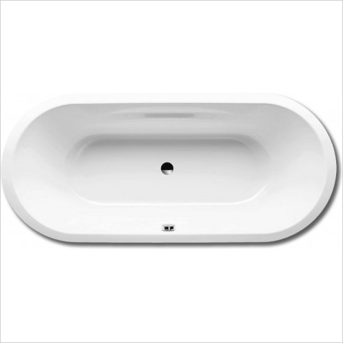 Kaldewei Baths - 951-7 Ambiente Vaio Duo Oval 180x80x43cm 0TH