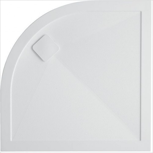 Simpsons Showers - Quad Anti-Slip 25mm Shower Tray 900