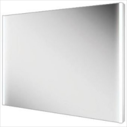 HIB Accessories - Zircon 80 Mirror 60 x 80 x 3.8cm