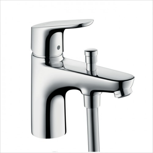 Hansgrohe Taps - Focus E2 Mono Eco With Diverter