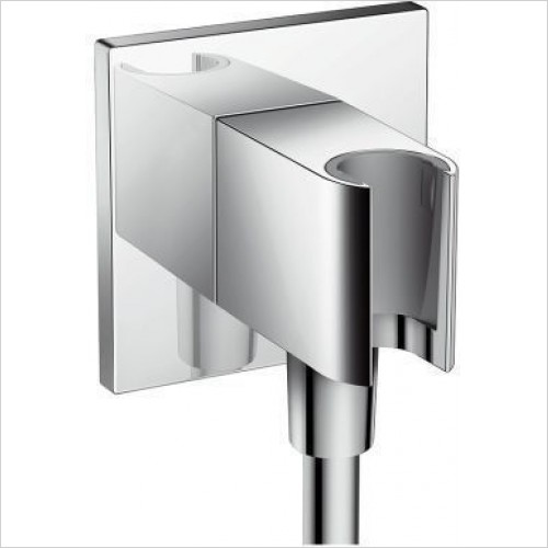 Hansgrohe Optional Extra - FixFit Porter Square Shower Holder