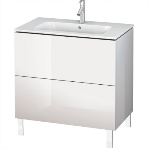 Duravit Furniture - L-Cube Vanity Unit 704x820x481mm