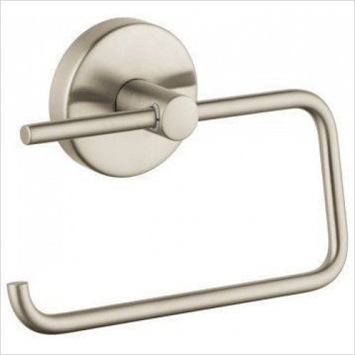 Hansgrohe - Accessories - Logis Roll Holder Without Cover