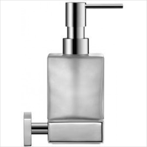 Duravit Accessories - Karree Soap Dispenser Wall Mounted