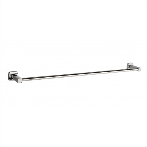 Miller Accessories - Denver Single Towel Rail