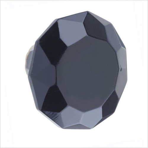 Heritage Optional Extras - Glass Faceted Door Knob