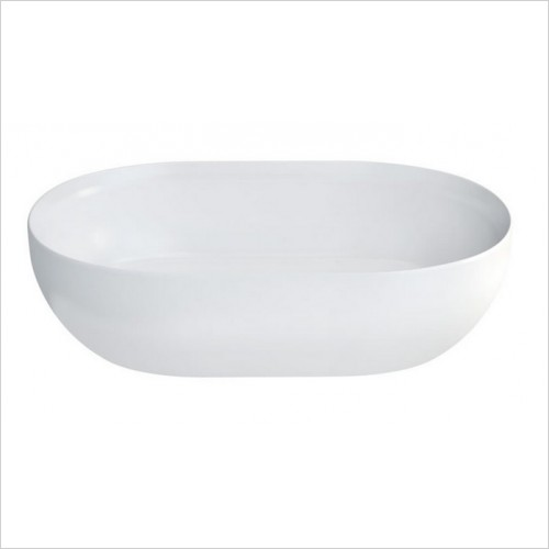 Clearwater Basins - Formoso Clearstone Basin 550 x 350 x 140mm