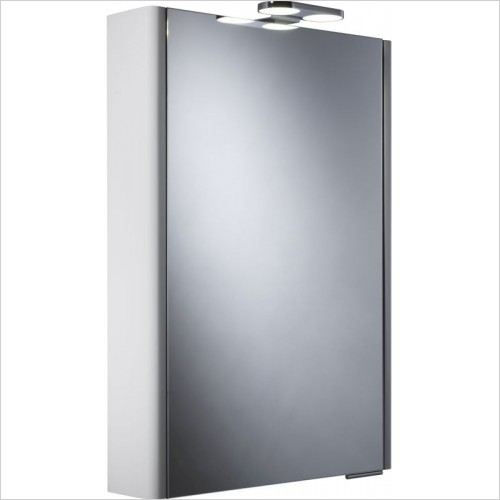 Single Mirror Glass Door Cabinet - Definition Phase