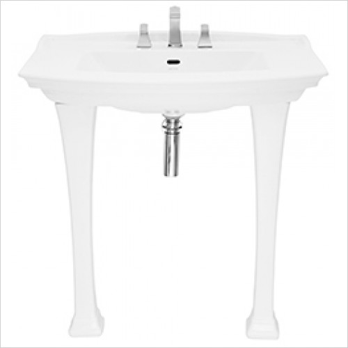Heritage Basins - Blenheim Console Basin 1TH