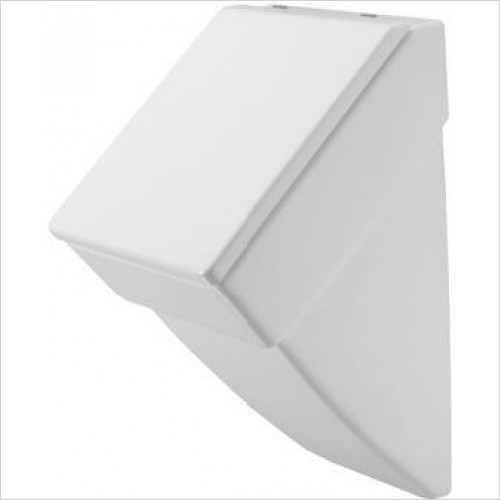 Duravit Urinals - Vero Urinal Concealed Inlet For Cover