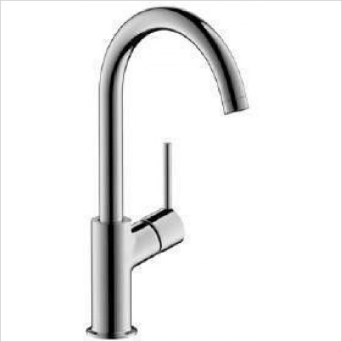 Hansgrohe Taps - Talis S2 Single Lever Basin Mixer With Swivel Spout