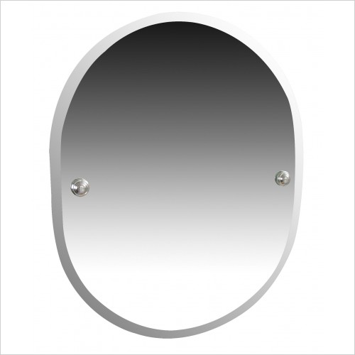 Miller Accessories - Richmond Wall Mounted Mirror