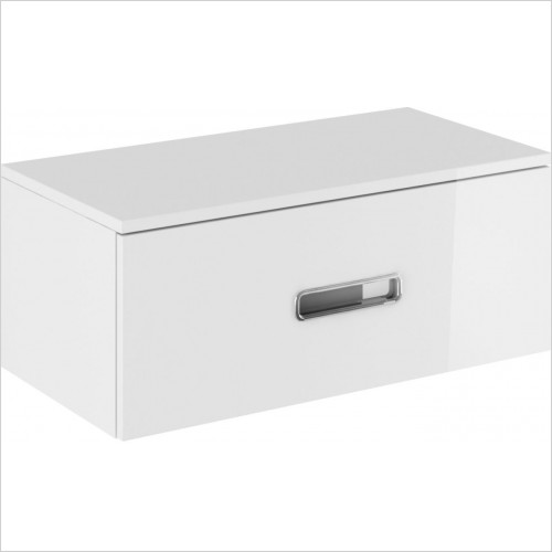 Crosswater Bathroom Furniture - Seattle Basin Console 800mm